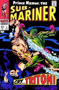 Sub-Mariner #2 (1968)
