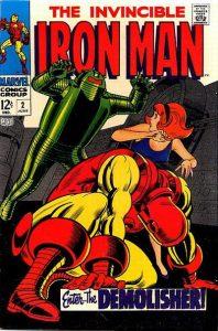 Iron Man #2 (1968)
