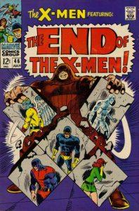 The Uncanny X-Men #46 (1968)