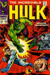 The Incredible Hulk #108 (1968)