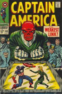 Captain America #103 (1968)