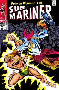 Sub-Mariner #4 (1968)