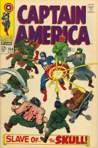 Captain America #104 (1968)