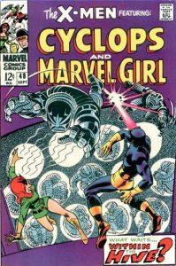 The Uncanny X-Men #48 (1968)