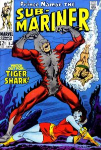 Sub-Mariner #5 (1968)