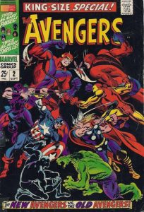 Avengers Annual #2 (1968)