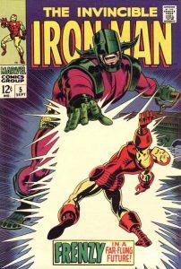 Iron Man #5 (1968)