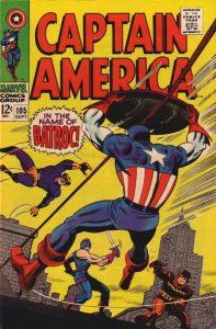 Captain America #105 (1968)