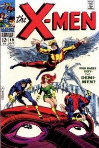 The Uncanny X-Men #49 (1968)