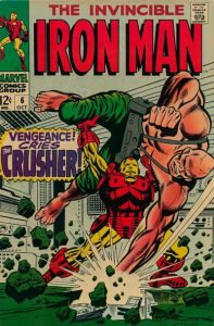 Iron Man #6 (1968)