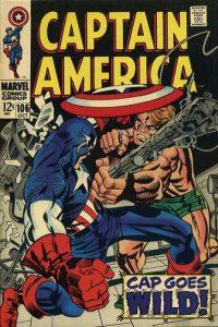 Captain America #106 (1968)