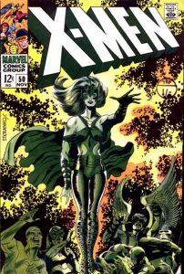 The Uncanny X-Men #50 (1968)