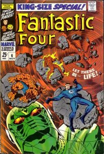 Fantastic Four Annual #6 (1968)