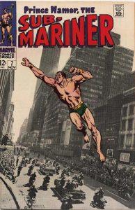 Sub-Mariner #7 (1968)