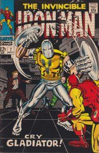 Iron Man #7 (1968)