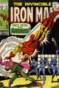 Iron Man #10 (1968)