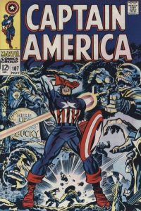 Captain America #107 (1968)