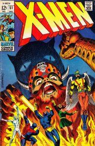The Uncanny X-Men #51 (1968)