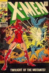 The Uncanny X-Men #52 (1969)