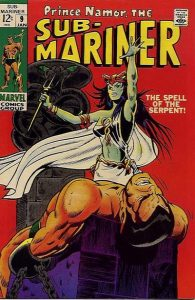 Sub-Mariner #9 (1969)