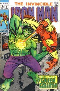 Iron Man #9 (1969)