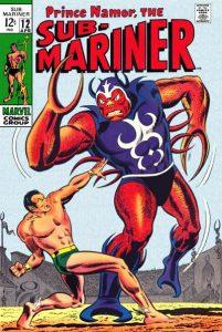 Sub-Mariner #12 (1969)