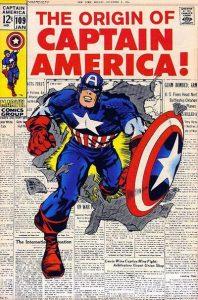 Captain America #109 (1969)