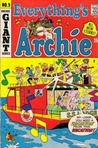 Everything's Archie #9 (1969)
