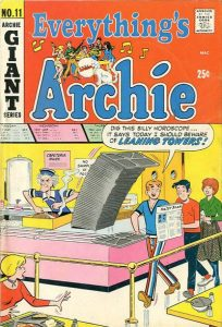 Everything's Archie #11 (1969)