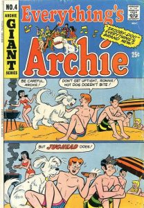 Everything's Archie #4 (1969)