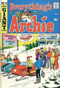 Everything's Archie #12 (1969)
