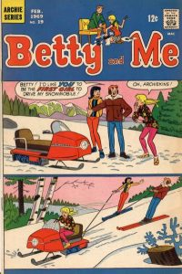 Betty and Me #19 (1969)