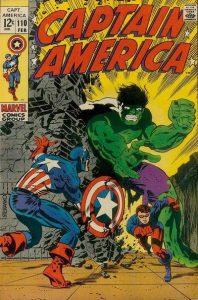Captain America #110 (1969)