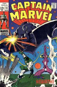 Captain Marvel #11 (1969)
