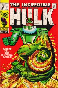 The Incredible Hulk #113 (1969)