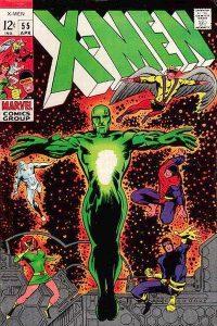The Uncanny X-Men #55 (1969)