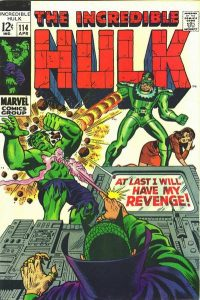 The Incredible Hulk #114 (1969)