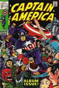 Captain America #112 (1969)