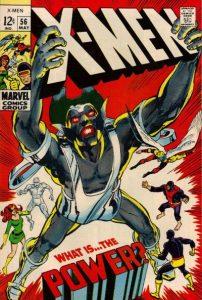 The Uncanny X-Men #56 (1969)