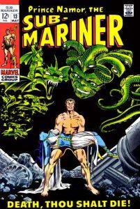 Sub-Mariner #13 (1969)