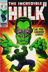 The Incredible Hulk #115 (1969)