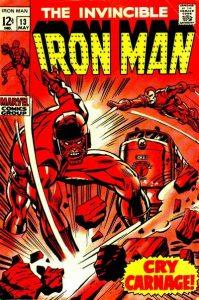 Iron Man #13 (1969)