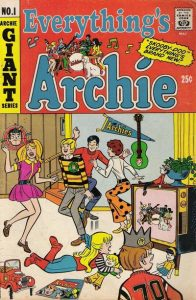 Everything's Archie #1 (1969)