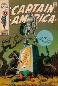 Captain America #113 (1969)