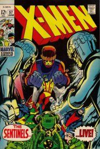 The Uncanny X-Men #57 (1969)