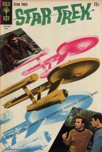 Star Trek #4 (1969)