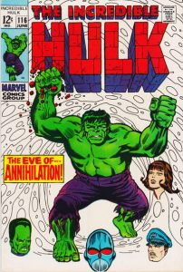 The Incredible Hulk #116 (1969)