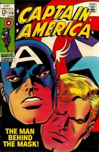 Captain America #114 (1969)