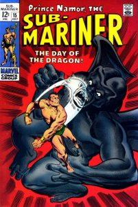Sub-Mariner #15 (1969)