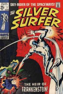 The Silver Surfer #7 (1969)